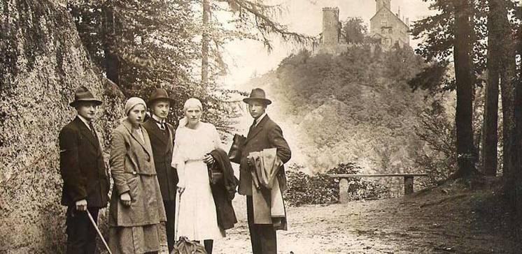 Wartburgerinnerungen im Bild Private Fotoschätze aus 100 Jahren