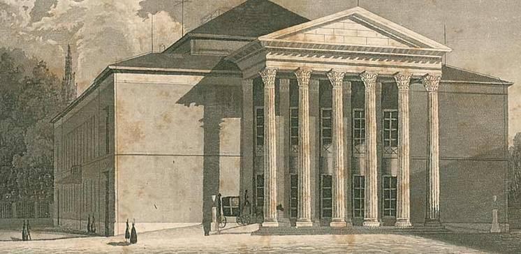 Hinter den Kulissen: Vom Hoftheater zum Haus der Geschichte – Einblicke in 200 Jahre Mollerbau
