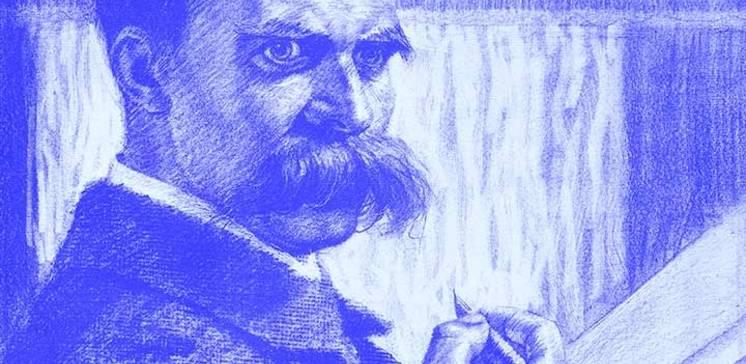 Nietzsche liest. Bücher und Lektüren Nietzsches