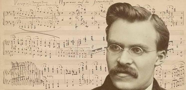 Nietzsche komponiert. Notenmanuskripte aus dem Nachlass