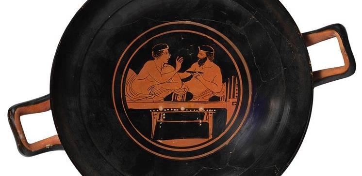 Rausch und Ritual. Weingenuss in der Antike