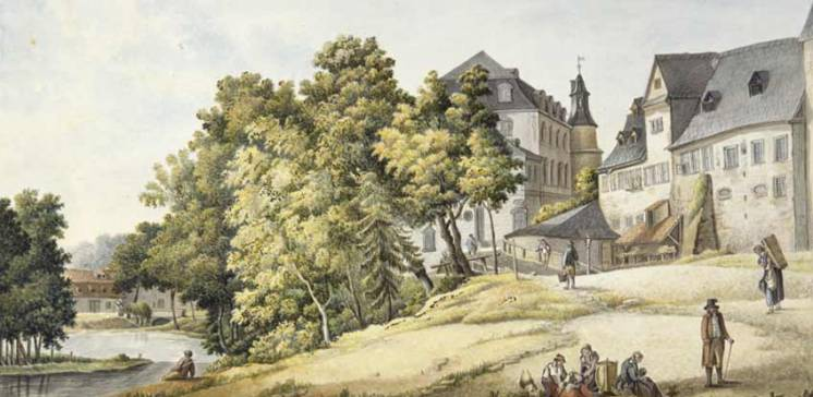 Glucks Iphigenie. Carl Augusts Büstenkauf bei Houdon in Paris