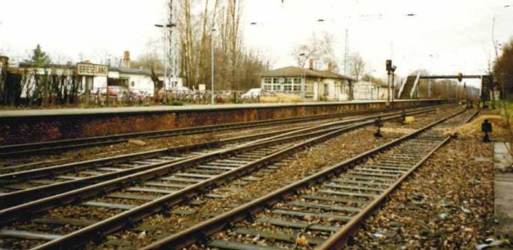 km 26,7 - 100 Jahre Bahnhof Brieselang