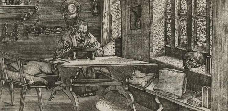Lutherbilder. Martin Luther in Bildern seiner Zeit - Zeichnungen und Druckgraphik aus dem Kupferstichkabinett