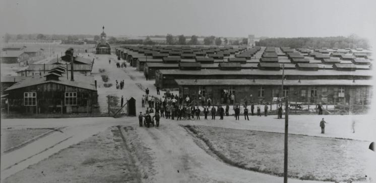 Ankunft auf Zeit. Die Cottbuser Kriegsgefangenenlager von 1914 bis 1924