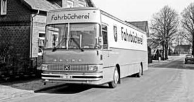 Mobile Bibliotheken: Von der Feldbücherei zum Bücherbus