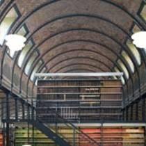 Lesesaal. Technische Informationsbibliothek Hannover (TIB). Foto: Jürgen Keiper (CC BY 4.0)