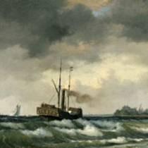 Die selektive Geschichte einiger Seeleute, des Schiffbaus und dem Beginn einer Epoche