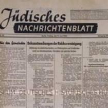 Exilpresse digital und Jüdische Periodika aus NS-Deutschland. Zwei Digitalisierungsprojekte der Deutschen Nationalbibliothek - Ein Beitrag von Sylvia Asmus und Dorothea Zechmann