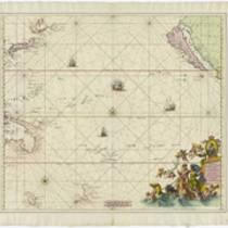 Als Osten noch oben war: Historische Land- und Seekarten in der Deutschen Digitalen Bibliothek