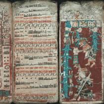 Virtuelle Ausstellung Die Dresdner Maya-Handschrift