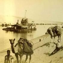 DDBspotlight: Von Kaisern, Predigern und Schinkenbrötchen - eine kurze Geschichte der frühen Reisefotografie