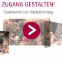 """Reihe """"Kultur und Wissen online"""": Deutsche Digitale Bibliothek startet Thementrailer-Reihe"""