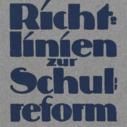Willi Flemmings Aufsatz zur Bildungsreform (Seite 2). Landesarchiv Baden-Württemberg, Abt. Hauptstaatsarchiv Stuttgart, E 135 b Bü 576.