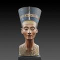 Objekt des Monats: Die Modellbüste der Königin Nofretete