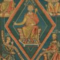 Karlsteppich, 13. Jahrhundert Kulturstiftung Sachsen-Anhalt
